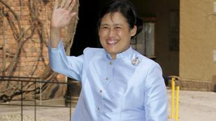 Három napig használja csak a 11 milliós luxuxvécéjét a thai hercegnő