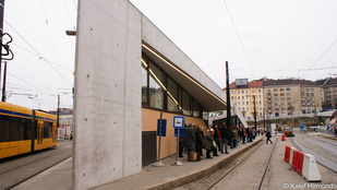 Hivatalos: innen már csak egyetlen ugrás a megújult Széll Kálmán tér