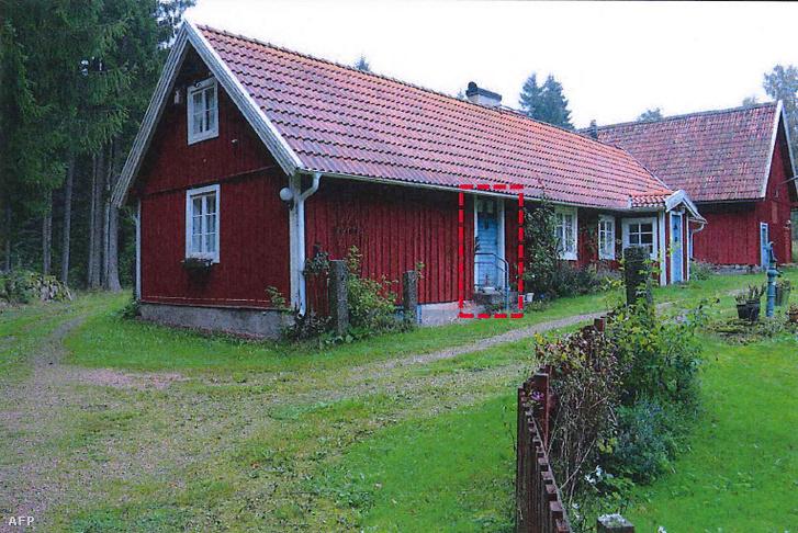 Martin Trenneborg háza