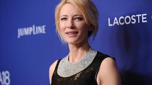 Cate Blanchett hihetetlenül néz ki