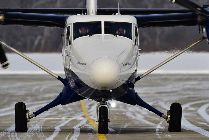 Twin Otter típusú repülőgép