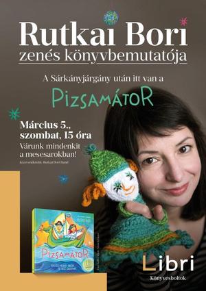 Pizsamátor - Rutkai Bori