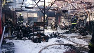 Ezért ne próbálja meg eloltani a tüzet a tűzoltók helyett