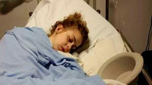 11 évvel ezelőtti kullancscsípés miatt kívánta saját halálát