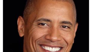 Ilyen lenne The Rock és Barack Obama közös gyereke