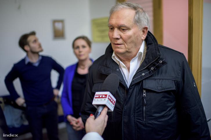 Makay István, alpolgármester