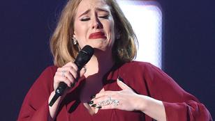 A britek visszaadták Adele önbecsülését