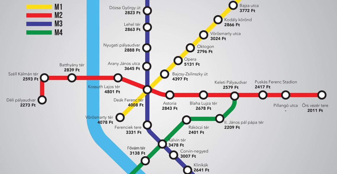 albérlet budapest térkép Velvet   BP ma   Megnézné a budapesti albérletek árait  albérlet budapest térkép