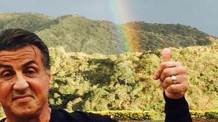 Így NEM szerepelt Sylvester Stallone a Keresztapában