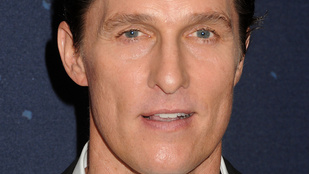 Matthew McConaughey arca ki van vasalva?