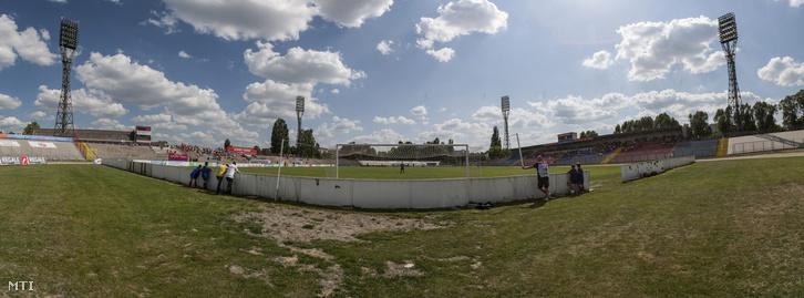 Az Illovszky Rudolf stadion