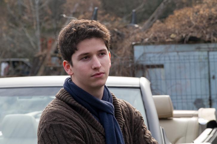 Ámon Olivér 22 évesen sokak szerint az egyik legtehetségesebb fiatal pilóta a mezőnyben