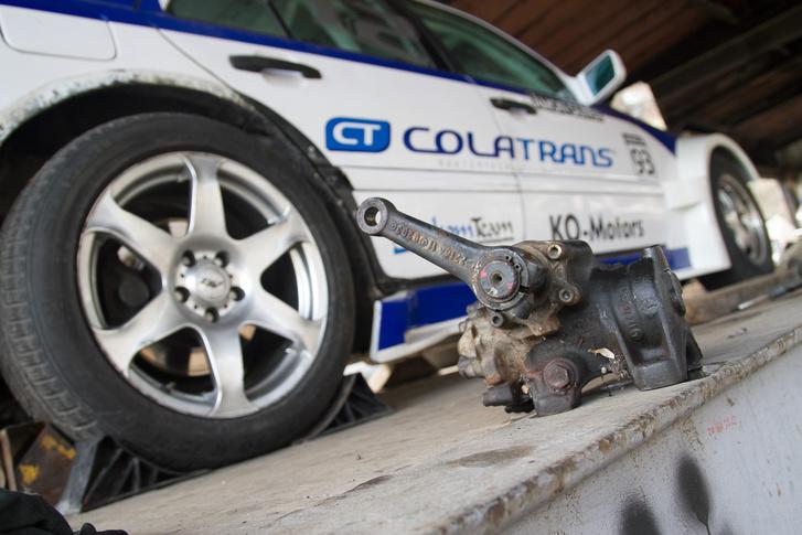 A golyópályás kormánymű hamarosan bekerül a C600-ba