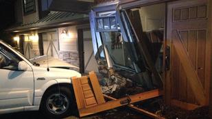 Négy tini csapódott a Szex és New York sztárjának házába