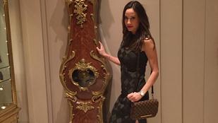 Vajna Tímea már Los Angelesben várja az Oscar-gálát
