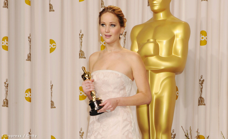 2013 – Jennifer Lawrence