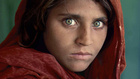 Steve McCurry afganlany