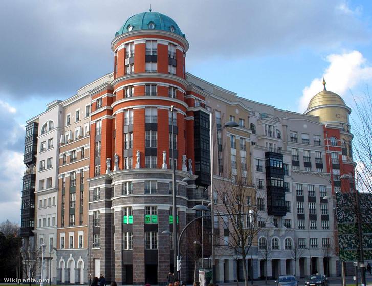 Bilbao - Edificio Artklass 1