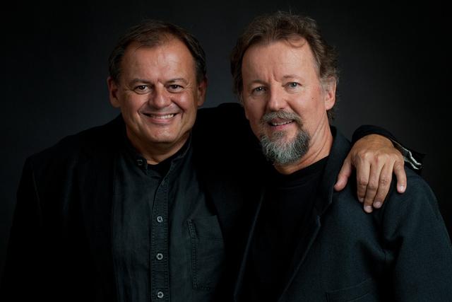 Binder Károly és Borbély Mihály
