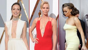 Oscarruhák és -ruhátlanságok: a jó,  a szexi és a csúf