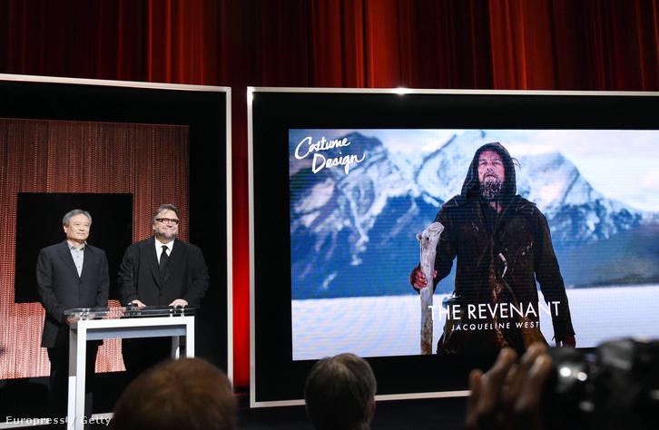 Ang Lee és Guillermo del Toro