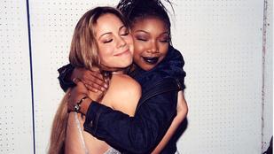 Ha Mariah Carey nem fiatalodott ezen a képen vagy 10 évet, akkor egyet sem