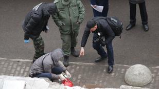 A hangok mondták a moszkvai dadusnak, hogy fejezze le a kislányt