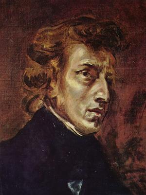 Delacroix: Chopin