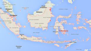 Cunamiriadó: Hatalmas erejű földrengés Indonéziában