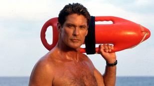 Szerencsére David Hasselhoff nem marad ki az új Baywatch-filmből