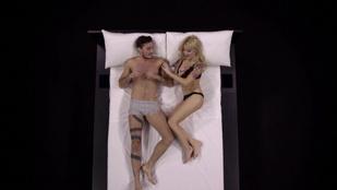 Randizós reality: vetkőzzetek, bújjatok ágyba!