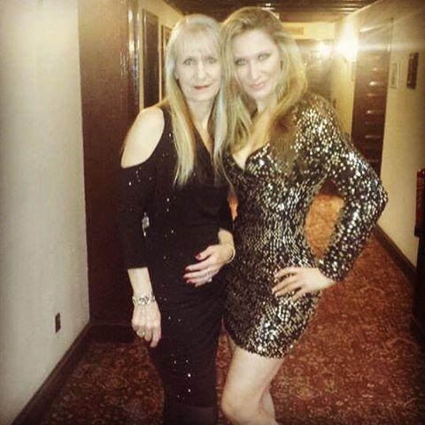Gwen és Jemima Slade