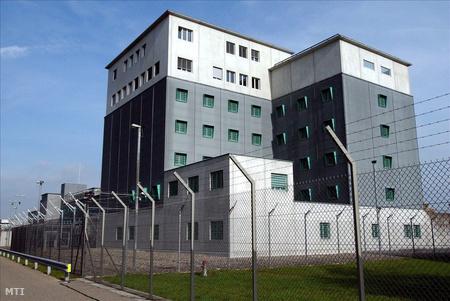 Zürich-Kloten börtön, ahol Roman Polanskit őrzik