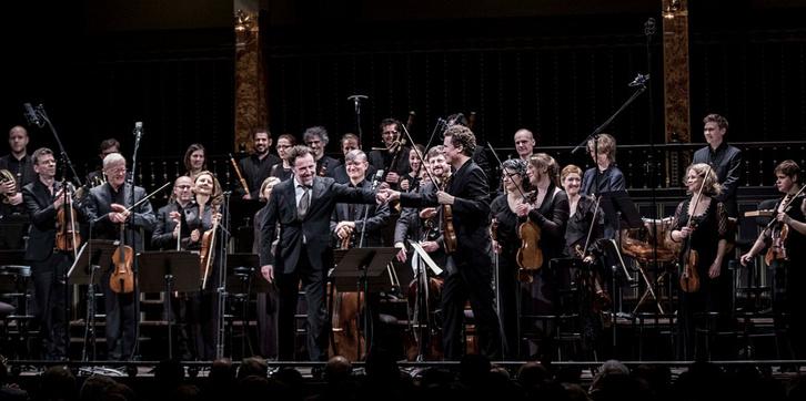 Christian Gerhaher és a Freiburger Barockorchester