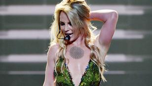Britney Spears tényleg istentelen jól néz ki