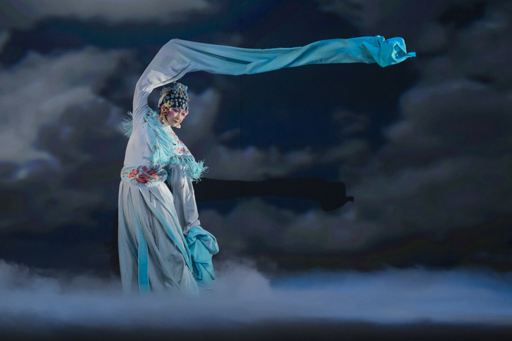 The Moon Opera