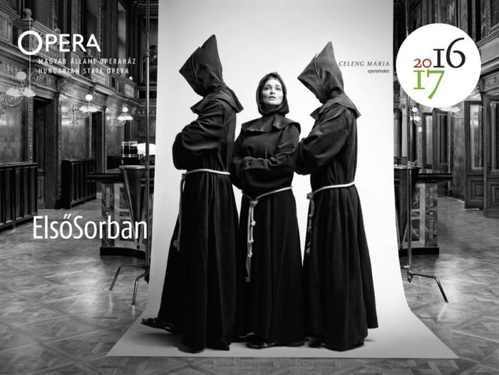 6) Celeng Mária (Sierva Maria) - Eötvös: Szerelemről és más démonokról – Operaház, FesztyBár