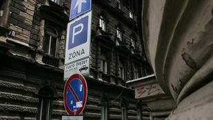 Utólag se akarja bemutatni érvényes parkolójegyét