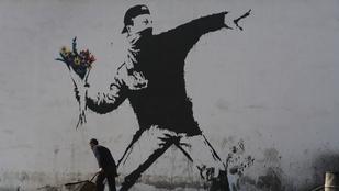 Brit tudósok állítólag rájöttek, hogy ki Banksy