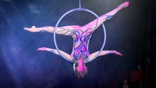 Sáfrány 'Aleska' Emese olyat csinált a levegőben, amiért díjat is kapott