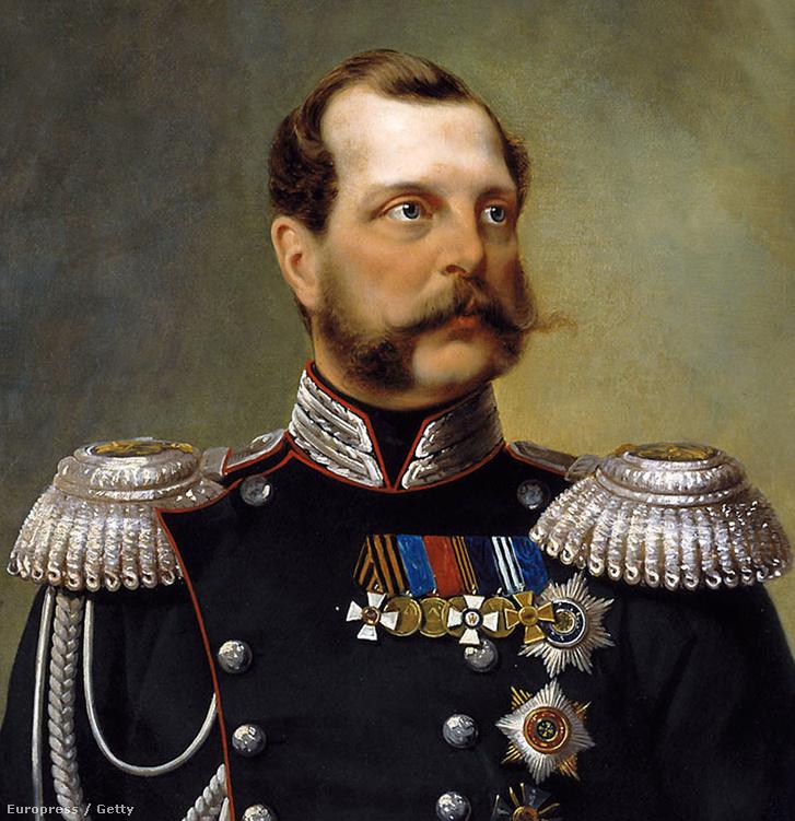 II. Sándor orosz cár