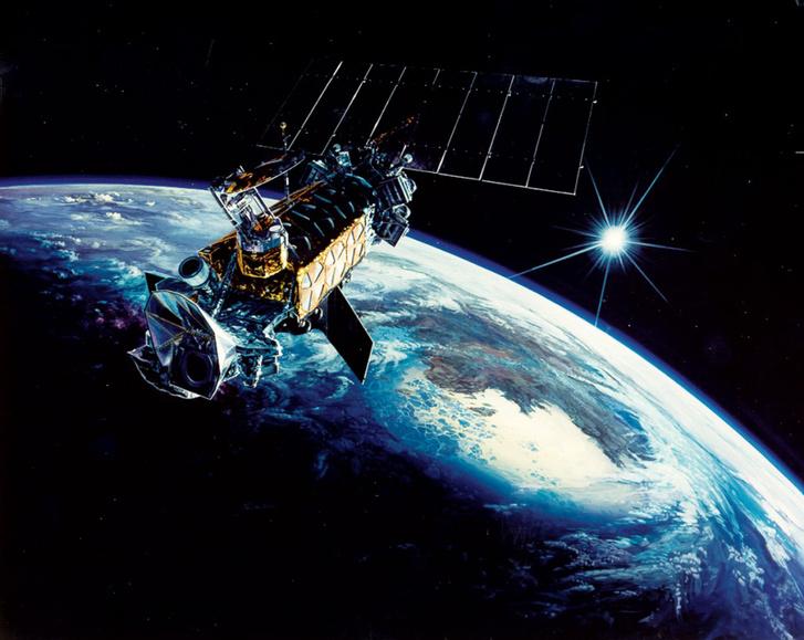EGy műhold a DSMP-programból