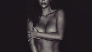 Kim Kardashian még pucérabb, mint amikor kiakasztotta a fél világot