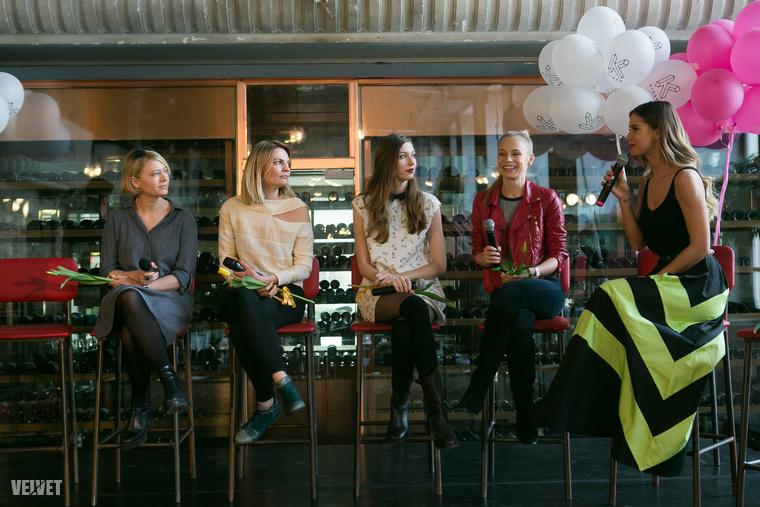 A Glamour nőnapi reggelijére azokat hívták meg, akiket jelöltek a Glamour Women of The Year díjátadón