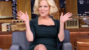 Bette Midler visszaszólt Kim Kardashiannek