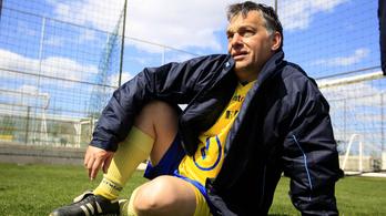 Orbán: A futball mindig vigasz és elégtétel volt a magyar embernek