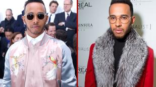 Egy boldog agglegény: Lewis Hamilton és a striciszettjei