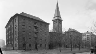Elhiszi, hogy így nézett ki az Allee környéke 63 évvel ezelőtt?