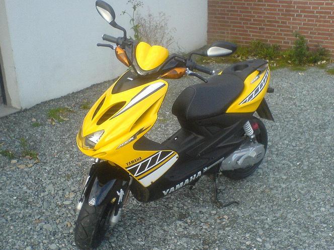 Tuti vétel, ha sportosat akarsz: Yamaha Aerox