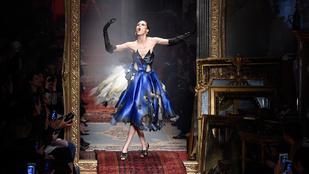 Tűz ütött ki a divatbemutatón és egyéb bizarr ötletek